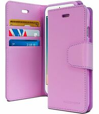 Slim thin stand flip Wallet Leather Case Cover For Galaxy /iPhone / LG / Note
