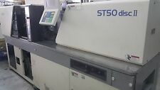 Toyo ST50 Electric Injection Molding Machine Disc PRO&II