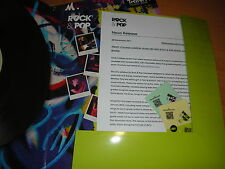 Trinity College - Rock and Pock - Press Pack