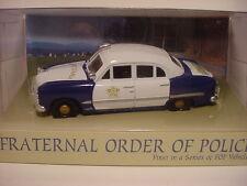 Pennsylvania fraternal Order Of Police 1950 Ford White Rose