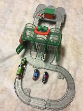 Thomas & Friends Take N Play Knapford Station & Track Playset + 3 New Engines