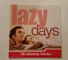 Daily Mirror - Lazy Days - 15 Track Promo CD - VGC - Tested