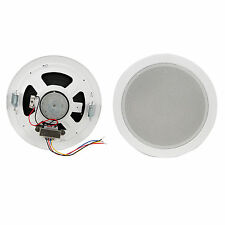 "5"" 100V LINE CEILING SPEAKER 6W - QUICK FIT & METAL CONSTRUCTION"