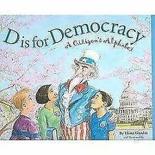 Elissa Grodin - D Is For Democracy (2007) - Used - Trade Paper (Paperback)