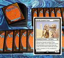 mtg WHITE LIFE GAIN DECK Magic the Gathering rare cards jareth fumigate