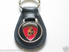 Lamborghini Keychain Leather Key Chain (#761)