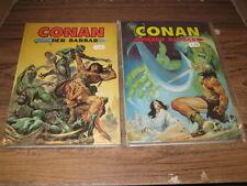 Conan der Barbar  Hardcover  1 & 6  Hethke