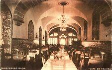 Main Dining Room, Cafe de Tacuba, 28 Tacuba Street, Mexico City Mexico