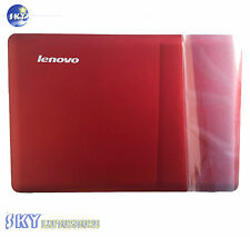 New OEM LCD back cover for Lenovo U410 laptop Grey  US Seller Red!