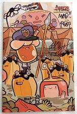 SIGNED Adventure Time: Banana Guard Academy #1  SDCC 2014  EXCLUSIVE VARIANT