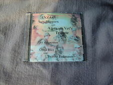 OLIVE BICE  ANZAC, DIGGERS, VIETNAM VETS TRIBUTE  3 SONGS  CD