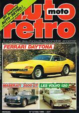revue automobile: Auto Rétro: N°57 mai 1985