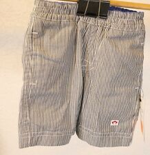 Appaman Boys Shorts Reversable  Size 6 - 12 Months Railroad