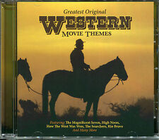 GREATEST ORIGINAL WESTERN MOVIE THEMES - HOW THE WEST WAS WON & MORE