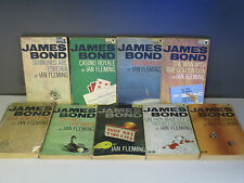 Ian Fleming - James Bond - 9 Books Collection! (ID:31656)
