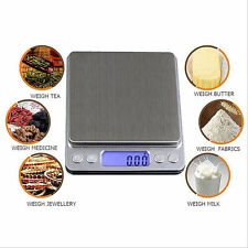 HOT 3000g x 0.1g Digital Gram Scale Pocket Electronic Jewelry Weight Scale