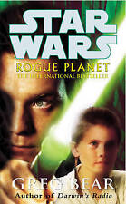 Star Wars: Rogue Planet by Greg Bear (Paperback, 2001)