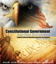 Constitutional Government and Free Enterprise: A Biblical Christian Worldview ..