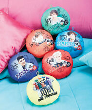 One Direction 1D Reversible 2 Sided Collectible Pillows Complete Set of 6 NEW