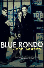 Blue Rondo, By John Lawton,in Used but Acceptable condition