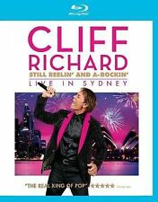 Cliff Richard Still Reelin' and A-Rockin'  Live in Sydney Blu-ray Disc 2013 NEW
