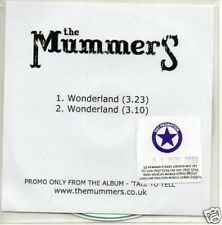 (353V) The Mummers, Wonderland - DJ CD