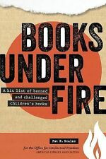 Books under Fire : A Hit List of Banned and Challenged Children's Books by...