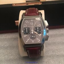 Vacheron Constantin Royal Eagle Big Date Chronograph RARE Grey Dial gents watch
