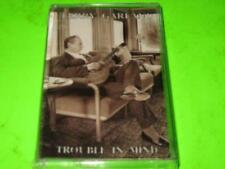 NEW FACTORY SEALED: TERRY GARLAND TROUBLE IN MIND ~ CASSETTE TAPE