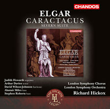 Elgar / Howarth / Davies - Elgar: Caractacus [New CD]