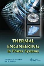 Thermal Engineering in Power Systems (Developments in Heat Transfer) (Developmen
