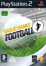 Gaelic Games Football (AFL) -  PS2 great condition with book