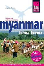 Myanmar: Birma / Burma. Handbuch für individuelles Entdecken: Reiseführer für in
