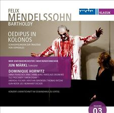 Felix Mendelssohn �dipe à Colone, New Music