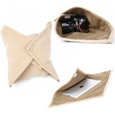 Waterproof DSLR Camera Protector Cover Padded Cloth For Lens Canon Nikon Sony