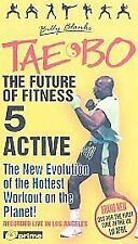 Billy Blanks' Tae-Bo Active [VHS], Good VHS, ,