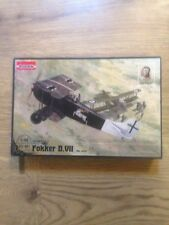Roden 1/48 Fokker D.VII (Alb Early) # 421 New And Sealed
