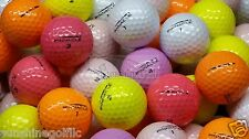 24 AAA Pinnacle Bling Assorted Color Used Golf Balls (3A)