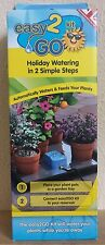 Easy 2 GO kit Holiday Watering in 2 simple steps