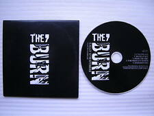 The Burn - Sally O'Mattress - Album Sampler, 5 Track PROMO COPY CD