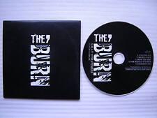 The Burn - Sally O'Mattress - Album Sampler, 5 Track PROMO COPY CD