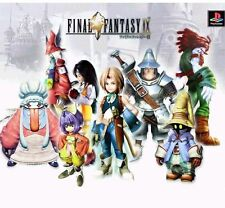 FINAL FANTASY 9 IX PIANO SHEET MUSIC SCORE COLLECTION