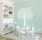 COT SIDE TREE FOR Nursery or Kids room DIY Removable wall decal