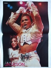►► POLISH POSTER Janet Jackson / Mark Owen / East 17 POLAND
