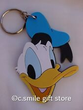 Disney *Donald Duck Head Vinyl Key Chain* from Applause Never Used MINT!