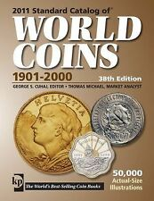 2011 Standard Catalog of World Coins 1901-2000 (2010, Paperback)