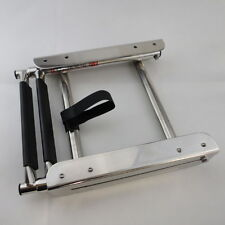 Stocking S.S 2 Step Slide Mount Boat Boarding Ladder Telescoping User-Friendly