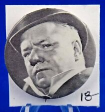 W.C. Fields Actor Hollywood Movie Star Pin Pinback Button 1 3/4""