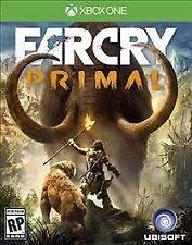 Far Cry Primal (Microsoft Xbox One) --------