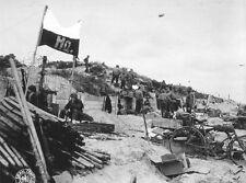 6x4 Gloss Photo ww968 Normandy D-Day Beach Panneaux Navy